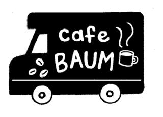 CAFÉ BAUM ロゴ