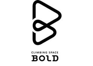 クライミングスペースBOLD ロゴ