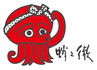 タコノテツ号 ロゴ