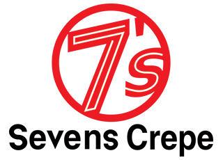 7'sCrepe ロゴ